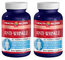 Stop aging now- ANTI WRINKLE ADVANCED NATURAL FORMULA- Anti aging supplement -2B