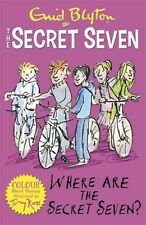 Where are the Secret Seven? by Enid Blyton (Paperback, 2016)-G068