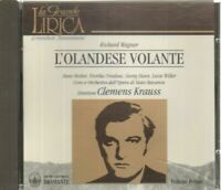 L'OLANDESE VOLANTE Vol. Primo di Wagner - Clemens Krauss CD Audio