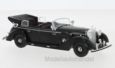 NEU! MCG 1:18 18207 1938 Mercedes 770 W150 Cabriolet schwarz