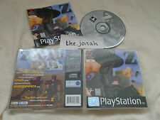 Z The Bitmap Brothers PS1 (COMPLETE) Sony Playstation black label rare