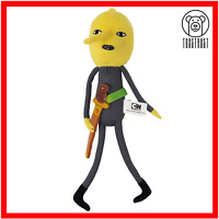 Lemongrab Soft Toy Doll Plush Character Cartoon Network Jazwares Adventure Time