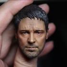 """1/6 Scale Soldiers Model Gladiator Russell Ira Crowe Head Sculpt F 12"""" Body"""