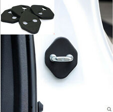 FIT FOR TOYOTA COROLLA ALTIS CAMRY RAV4 DOOR LOCK CATCH COVER BUCKLE CAP 4PCS