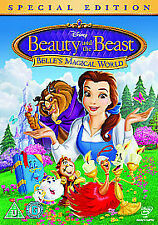 Beauty and The Beast: Belle's Magical World [DVD], DVDs