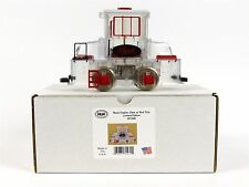 Hartland Locomotive Works Clear Red Trim Mighty Mack Engine 09709R G Scale