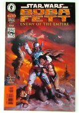Star Wars Boba Fett Enemy of the Empire #3 Dark Horse Comic Book March 1999