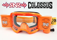 RIP'N'ROLL RNR COLOSSUS WVS 48mm MOTOCROSS MX ROLL-OFF LUNETTE DE PROTECTION