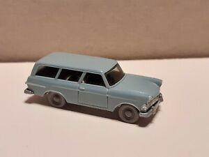 Wiking Modell - Opel Rekord P 2 Caravan aus den 60 Jahren