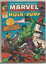 Mighty World of Marvel / Incredible Hulk : comic book #290 from April 1978