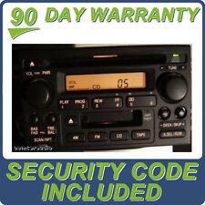 99-2006 HONDA CR-V CRV Accord Civic  Radio Stereo Cassette CD Player Factory OEM