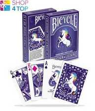 BICYCLE UNICORN VINTAGE PLAYING CARDS DECK DESIGN POKER MAGIC TRICKS NEW