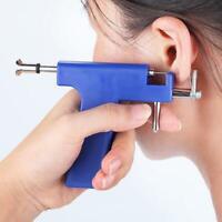 Ear Piercing Gun with 98pcs Studs Kit Tool Set for Ear Nose Navel Body Piercing