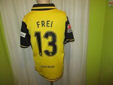 "Borussia Dortmund Nike Trikot 2007/08 ""EVONIK INDUSTRIES"" + Nr.13 Frei Gr.L TOP"