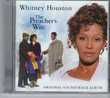 (ES188) Whitney Houston, The Preacher's Wife - 1996 CD