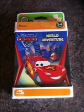 Leapfrog Tag Junior Leapreader Disney Pixar Cars 2 World Adventure Libro Nuevo