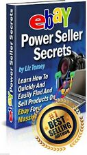 Ebay Power seller secrets &10 free Digital marketing online ebooks Pdf Original