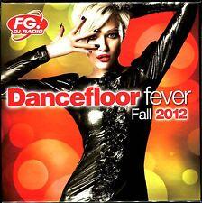 DANCEFLOOR FEVER - FALL 2012 - RADIO FG - 4 CD COMPILATION ELECTRO