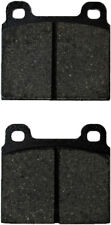 Zimmermann Disc Brake Pad Set fits 1971-1972 Volkswagen Transporter Campmobile C