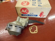 1961 Ford Fairlane Thunderbird Galaxie Mercury AC Fuel Pump 3450 NOS
