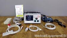 ZOLL E Series 12 Lead ECG SpO2 NIBP etCO2 Pacing Analyze ALS Bluetooth