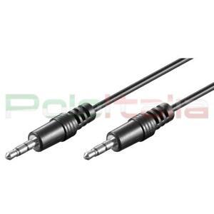 Cable 10m Audio Jack 3,5mm Aux Macho Estéreo Alargo Para Altavoces Amp PC