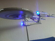Star Trek USS Enterprise 2009 LED lighting kit for Revell model kit