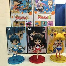 Sailor moon Anime Manga Mini Figuren 3er Set H:10cm Neu