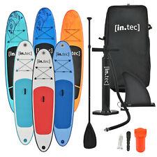 Surfboard Stand Up Paddle SUP Board Paddelboard Paddling aufblasbar Paddel 305cm