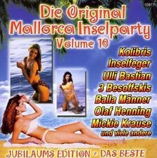 Original Mallorca Insel Party 10-Das Beste (2003) Mickie Krause, Olaf Hen.. [CD]