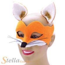 Máscara de Zorro & Orejas Set Animal unisex carnaval Día Accesorio de disfraz