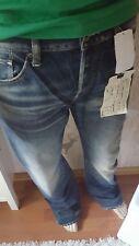 * G-Star Raw Yield Loose Fit 50712.4672.071 Jeans Hose Medium Aged W32 L36 ***