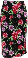 Slinky® Brand Stretch Knit Textured Pencil Skirt Fublfl 2X # 601-968