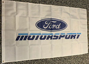 Ford Motorsport Banner/Flag