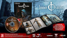 Inner Chains PC DVD SPECIAL EDITION WITH ARTBOOK - GAME IN POLISH AND ENGLISH