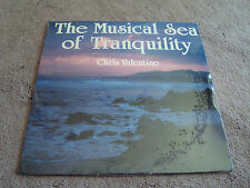 Chris Valentino The Musical Sea Of Tranquility STILL SEALED LP