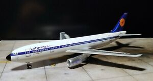 Herpa Wings Lufthansa Airbus A300-B2 Old Livery 1:200 Extremely Rare