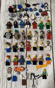 Lego minifigure bundle job lot Star Wars + Multiple Themes + Accessories Genuine