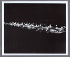 EASTERN AIRLINES & TWA LOCKHEED TRISTAR L-1011 FLIGHT LINE LARGE VINTAGE PHOTO