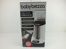 Baby Brezza Safe & Smart Electric Baby Bottle Warmer Brz00139 New