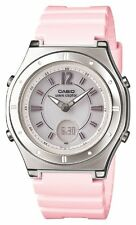 Casio Wrist Watch Waveceptor  Ladies Solar Radio Pink LWA-M142-4AJF F/S /C1