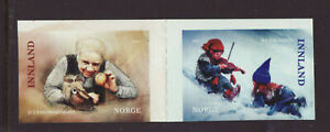 Norway 2019 MNH - Christmas  - set of 2 stamps