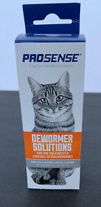 Brand New Bottle Of prosense Cat dewormer.
