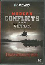 COAST GUARD AT WAR VIETNAM DVD - MODERN CONFLICTS