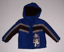DISNEY TOY STORY HOODED WINTER COAT BOYS TODDLER SIZE 2T NWT!