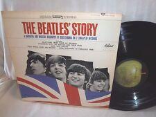 BEATLES-BEATLES' STORY-APPLE STBO 2222(2 DISCS-NO BARCODE NM/VG+ VINYL RECORD LP