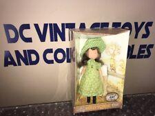 "VINTAGE Holly Hobbie Friend AMY 70's Vinyl Doll 10"" Knickerbocker NRFB Sealed"