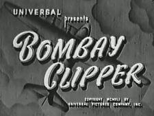 BOMBAY CLIPPER (DVD) - 1942 - William Gargan, Irene Hervey