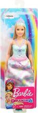 """Barbie Princesa Muñeca dreamtopia 12"""" Cabello Rubio Arco Iris traje nuevo y en caja 3 años + #NG"""