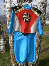 NUOVO AMC Casarini Costume Carnevale bambini Mod. Defensor maschera